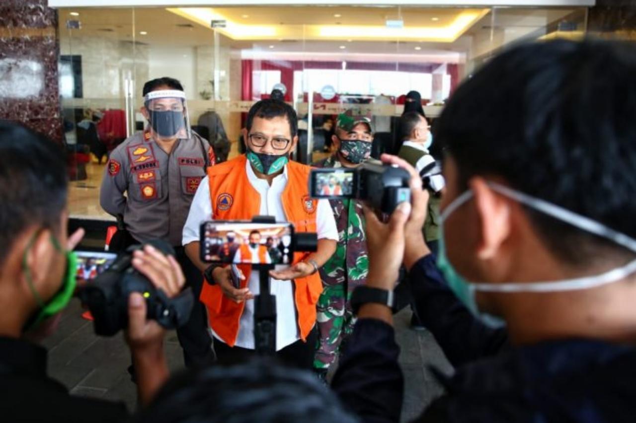Pembatasan Sosial Berskala Besar Kota Makassar di Perpanjang