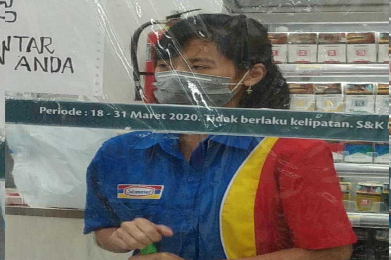 Tim Covid Desa Buntubuda Sayangkan Oknum Pegawai Indomaret Cabang Mamasa