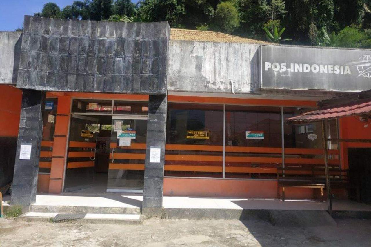 Kantor pos Kabupaten mamasa