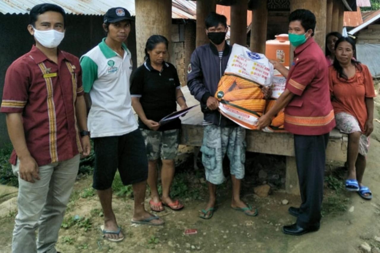 Mamasa dinas pertanian bantuan