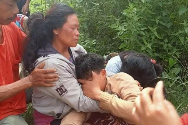 Ditinggal Pemilik ke Sawah Saat Rumah di Pebassian Terbakar