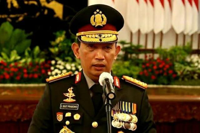 Kapolri Jenderal Listyo Sigit Prabowo Serukan Peran Terhadap Narkoba