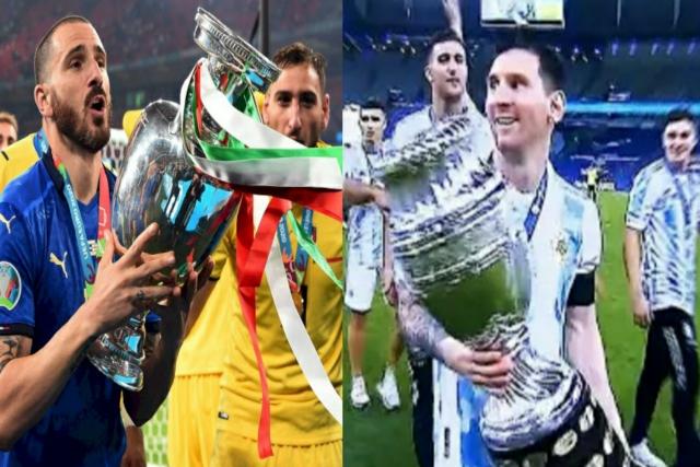 Disusul Italia Menjuarai Piala Eropa 2020 Usai Argentina Juara Copa America