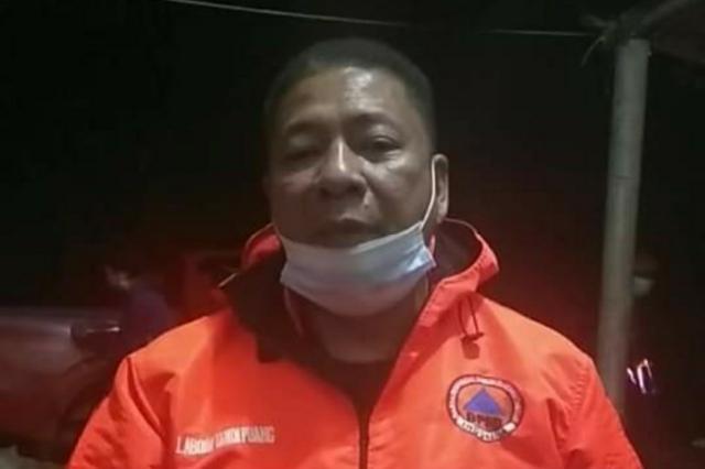 Himbauan Kepala BPBD Kabupaten Mamasa, Labora Tandipuang, Kamis 22 Juli 2021. Sebelumnya, berdasarkan analisis Badan Meteorologi Klimatologi dan Geofisika. Gempa dirasakan Magnitudo: 5.3, Kedalaman: 10 km. Lokasi koordinat: 2.96 LS-119.43 BT (Pusat gempa berada di darat 12 km Tenggara Mamasa). Himbauan disampaikan Labora Tandipuang melalui Video di akun Facebook Oret Tandipuang.